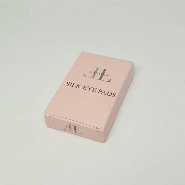 silk eye pads